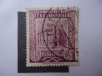 Stamps Venezuela -  Oficina Principal de Correos-Caracas.