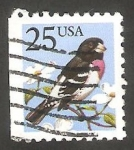 Stamps United States -  1814 - Ave