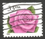 Stamps United States -  2931 - Rosa