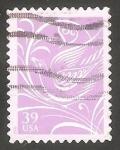 Sellos de America - Estados Unidos -  3760 - Paloma