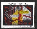 Stamps France -  Tapiz Jean Picart Le Doux