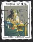 Sellos de Europa - Francia -  Vermeer