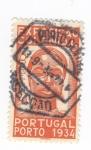 Sellos de Europa - Portugal -  Exposición colonial 1934