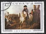 Sellos de America - Cuba -  Hippolyte Bellange .