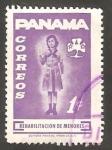 Stamps Panama -   383 - Rehabilitación de menores