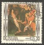 Stamps : America : Panama :  Cuadro de Rubens