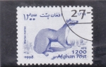 Stamps : Asia : Afghanistan :  marta