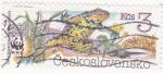 Sellos de Europa - Checoslovaquia -  rana