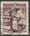 Sellos de Europa - Austria -  Styria, Mittelsteier (906)