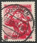 Sellos de Europa - Austria -  Carinthia, Lavanttal (860)