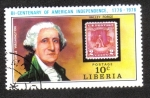 Sellos de Africa - Liberia -  Bicentenario de la Revolución Americana