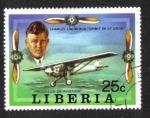 Sellos del Mundo : Africa : Liberia : El progreso de la aviación