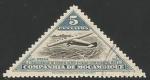 Stamps Mozambique -  Aeroplano sobre Beira (176)