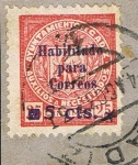 Stamps : Europe : Spain :  AYUNTAMIENTO DE CADIZ