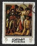 Stamps United Arab Emirates -  200o cumpleaños de Napoleón I: Pinturas, Fujeira