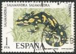 Sellos de Europa - España -  Salamandra (2170)