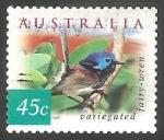 Stamps Australia -  1966 - Ave