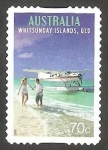 Sellos de Oceania - Australia -  Whitsunday Islands