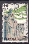 Sellos de Europa - España -  centenario de los salesianos en españa