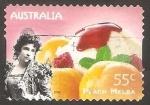 Sellos de Oceania - Australia -  3076 - Nellie Melba, cantante de ópera
