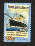 Stamps Australia -  2211 - Crucero