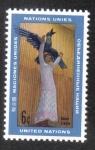 Stamps ONU -  Henrik Starcke, New York