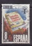 Sellos de Europa - España -  Estatuto de autonomía de Euskadi