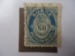Stamps Norway -  Noruega.