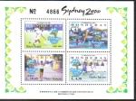 Stamps Honduras -  Sydney 2000