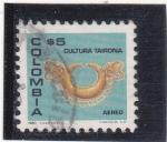 Sellos de America - Colombia -  Cultura Tairona