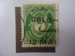 Stamps Norway -  Noruega.