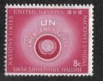 Sellos de America - ONU -  Fuerza de Emergencia de las Naciones Unidas, New York