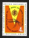 Stamps ONU -  El Mundial contra la Malaria, New York