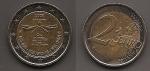 monedas del Mundo : Europa : Bélgica :  60 aniv. Declaración Derechos Humanos