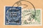 Stamps : Europe : Spain :  AUXILIO A NECESITADOS AYUNTAMIENTO DE CADIZ