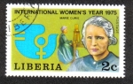 Sellos del Mundo : Africa : Liberia : Año Internacional de la Mujer 1975