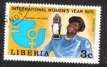 Sellos de Africa - Liberia -  Año Internacional de la Mujer 1975