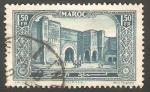 Sellos del Mundo : Africa : Marruecos : 119 - Puerta Bab-el-Mansour