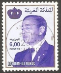 Stamps : Africa : Morocco :  1240 - 70 Anivº del Rey Hassan