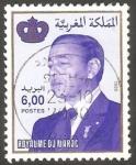 Sellos del Mundo : Africa : Marruecos : 1240 - 70 Anivº del Rey Hassan
