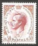 Stamps : Europe : Monaco :   774 - Príncipe Rainier III