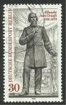 Sellos de Europa - Alemania -  531 - 150 anivº del nacimiento de Albrecht von Graefe, oftalmólogo