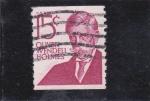 Sellos de America - Estados Unidos -  Oliver Wendell Holmes