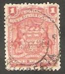 Stamps : Africa : South_Africa :  58 - Escudo de armas