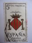 Sellos de Europa - España -  Ed:1697 - Escudos Provincias de España - VALENCIA