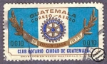 Sellos del Mundo : America : Guatemala : 50º Aniversario del Rotary Internacional