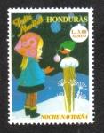 Sellos de America - Honduras -  Navidad