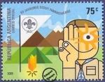 Sellos de America - Argentina -  XII Jamboree Scout Panamericano