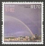 Sellos de Asia - Hong Kong -  Arco Iris
