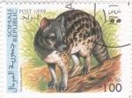 Stamps Somalia -  gineta